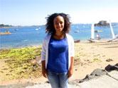 Gwennaëlle vous accueille au pôle nautique de Loguivy-de-la-Mer